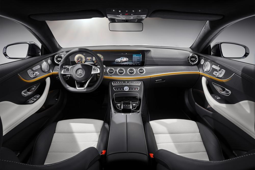 nội thất Mercedes E300 Coupe 2018 12