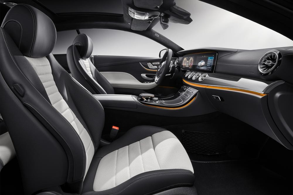 ghế trước Mercedes E300 Coupe 2018 13
