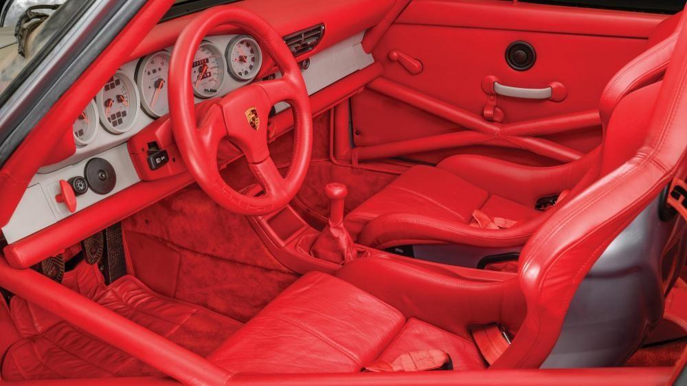 vô lăng Porsche 911 Carrera RSR 9