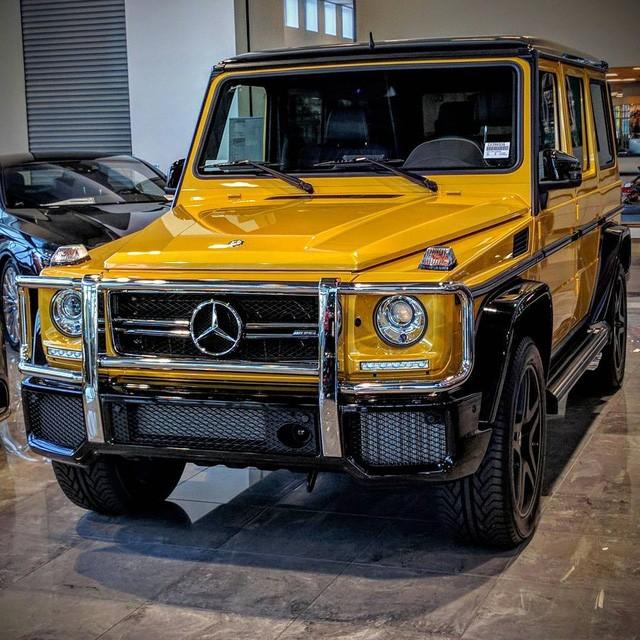 Mercedes-Benz G-Class 15
