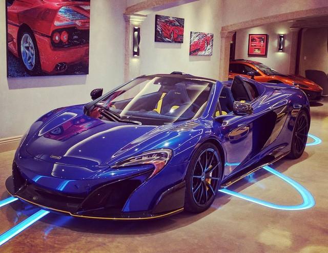 McLaren 675LT Spider 12