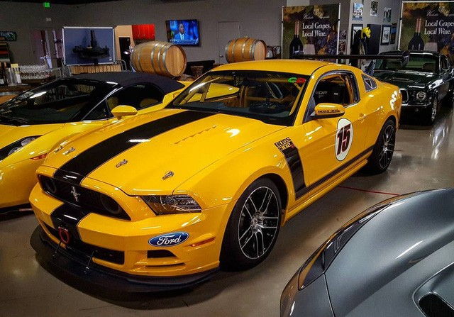 Ford Mustang Boss 302S 14