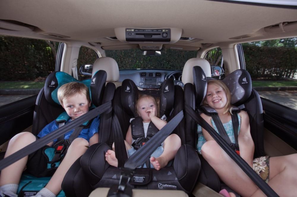 Nhằm giảm tỷ lệ trẻ tử vong trên ô tô, Hyundai tung ra sản phẩm công nghệ mới .
