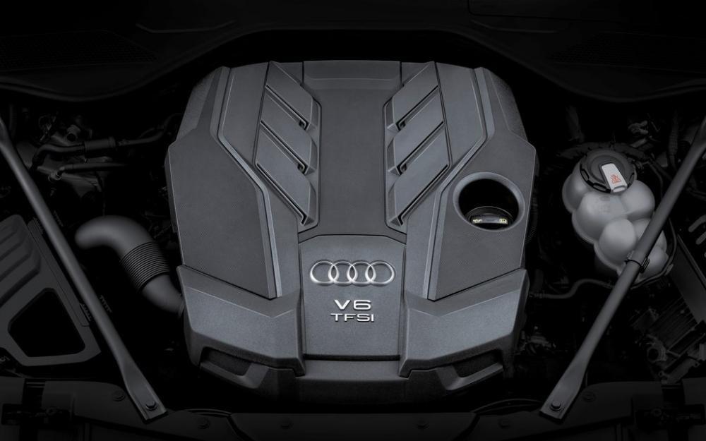 động cơ Audi A8 2018 10