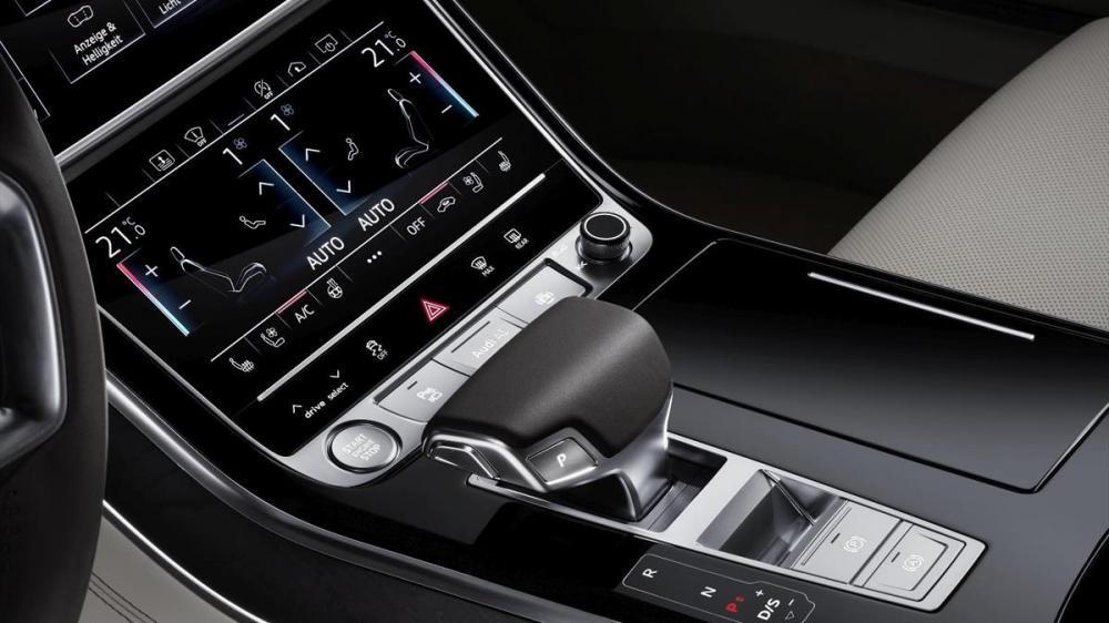 cần gạt số  Audi A8 2018 15