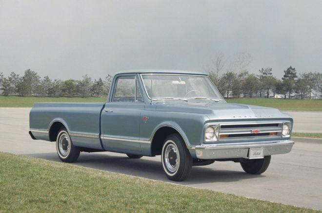 C10 Fleetside 1967 5