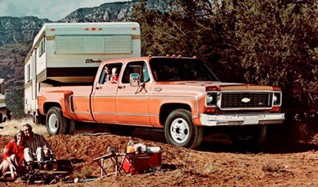 C30 One-Ton Dually 1973 6