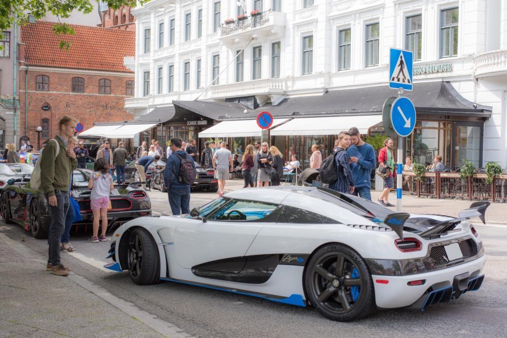 Chiêm ngưỡng dàn siêu xe Koenigsegg số lượng kỷ lục cùng tụ hội tại Thụy Điển 13