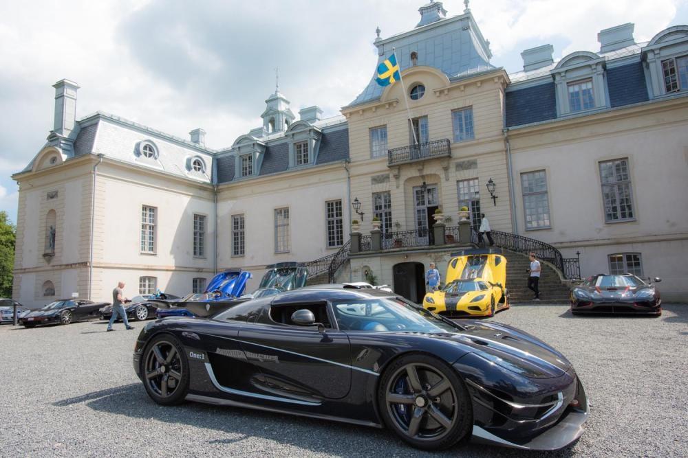Chiêm ngưỡng dàn siêu xe Koenigsegg số lượng kỷ lục cùng tụ hội tại Thụy Điển 14