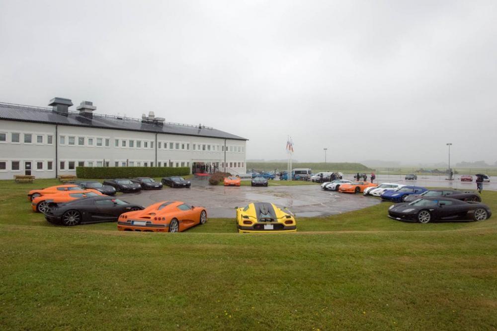 Chiêm ngưỡng dàn siêu xe Koenigsegg số lượng kỷ lục cùng tụ hội tại Thụy Điển 4