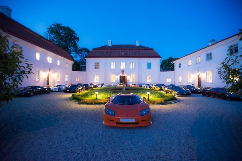 Chiêm ngưỡng dàn siêu xe Koenigsegg số lượng kỷ lục cùng tụ hội tại Thụy Điển 7