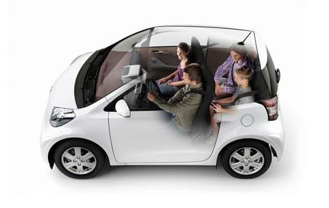 Toyota tập trung phát triển xe điện cùng Mazda và Denso