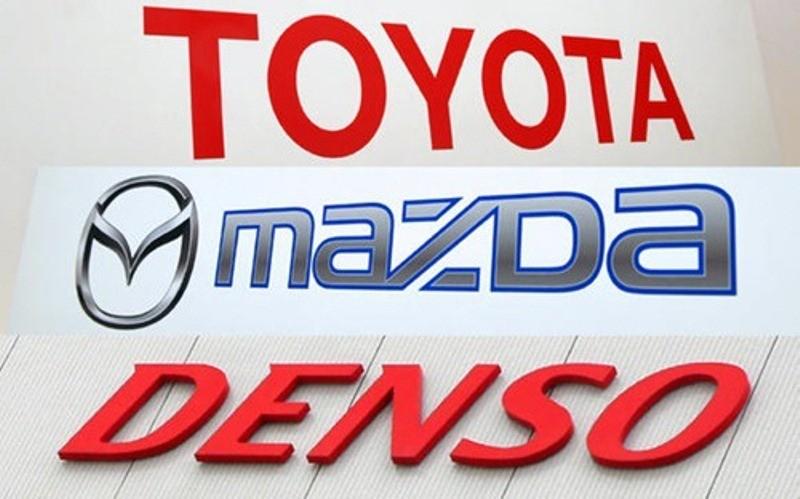 Toyota hợp tác với Mazda và Denso sản xuất xe điện
