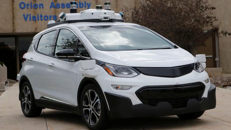 Xe tự lái của GM