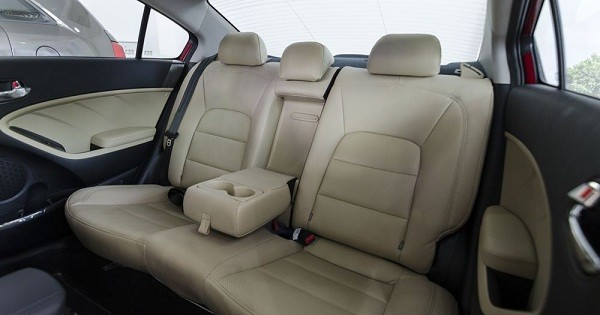 ghế sau Kia Cerato 2017 15