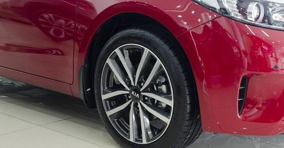 vành xe Kia Cerato 2017 5