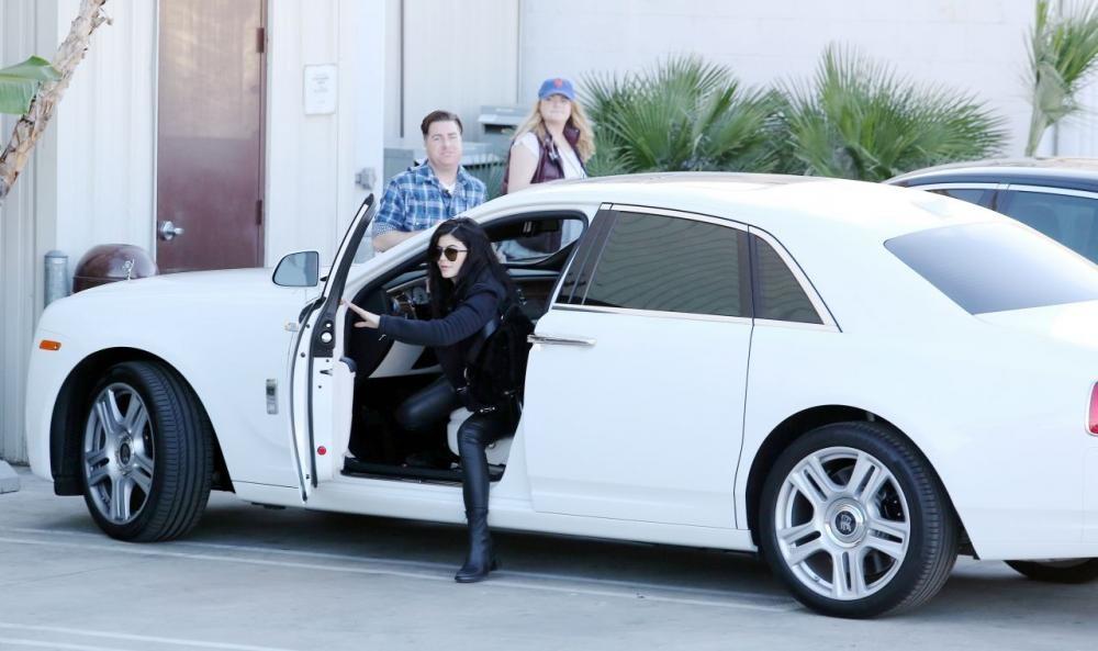 Rolls Royce Ghost 3