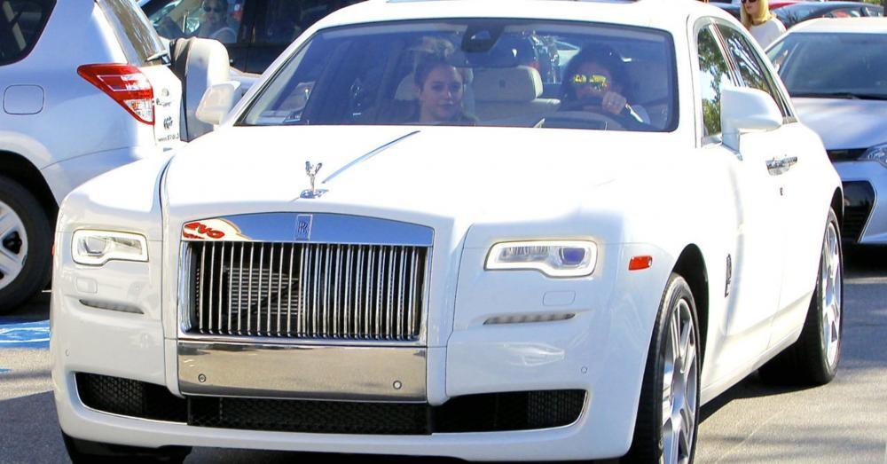 Rolls Royce Ghost 4