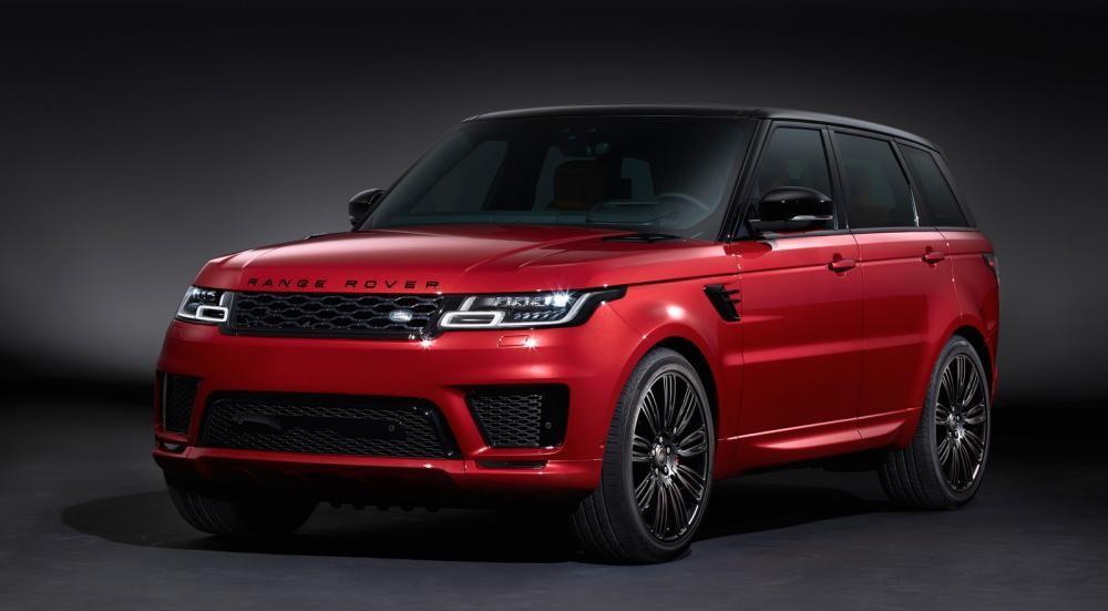 đầu xe Range Rover Sport 2018 1