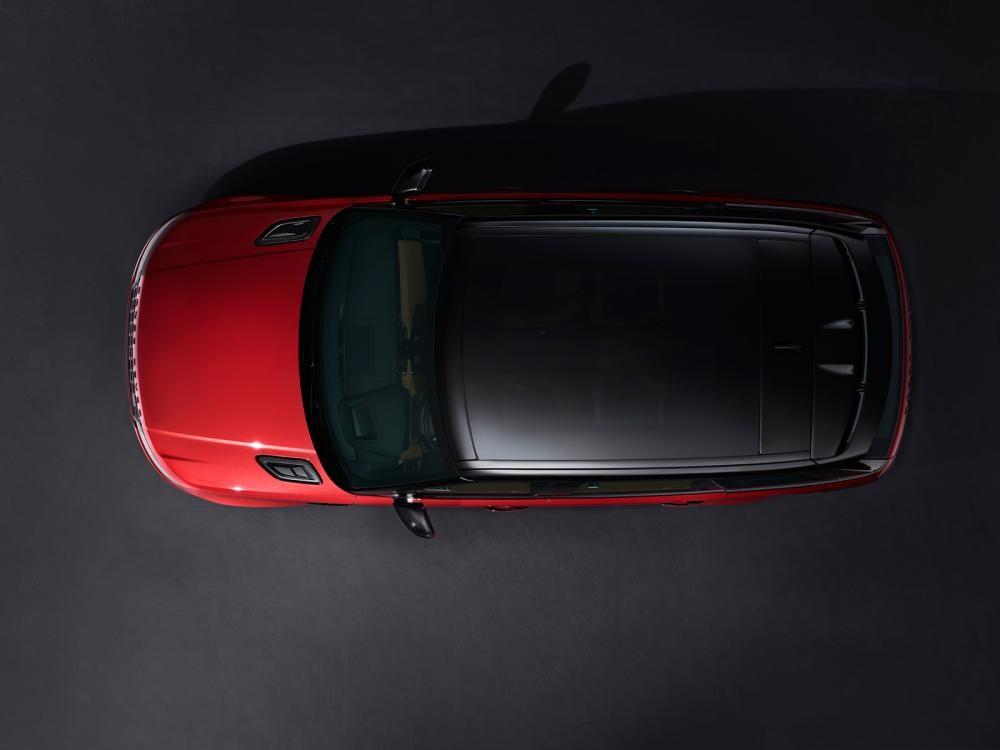 thân xe Range Rover Sport 2018 2