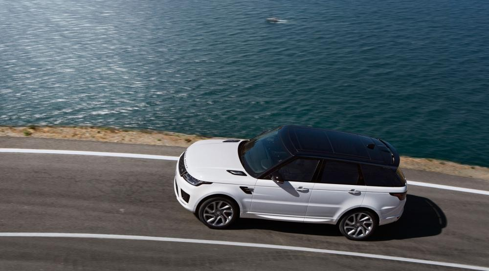 Range Rover Sport 2018 màu trắng 10