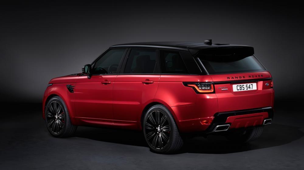 đuôi xe Range Rover Sport 2018 3