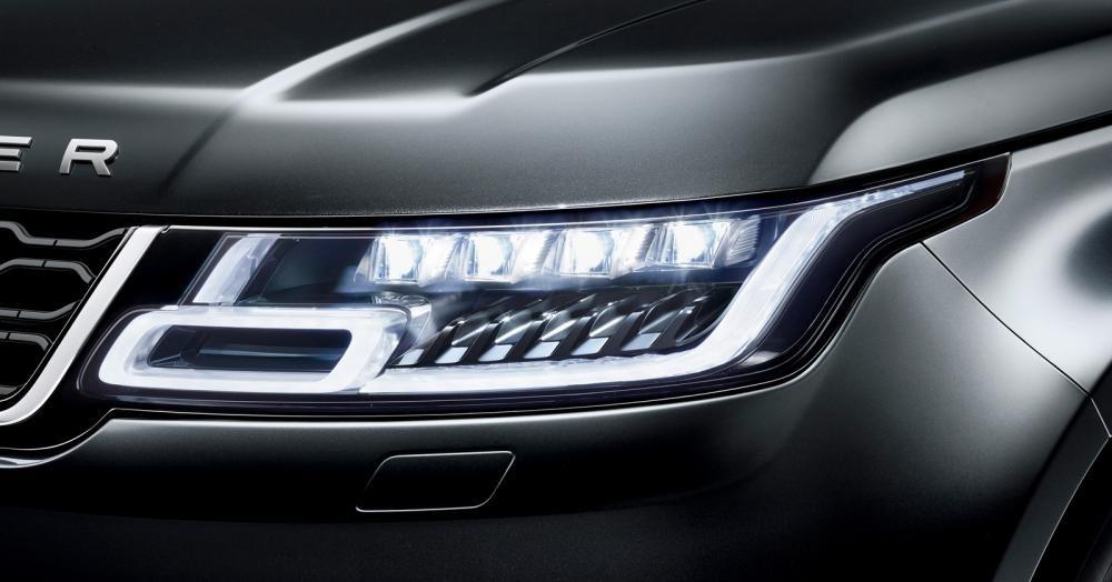 đèn xe Range Rover Sport 2018 8