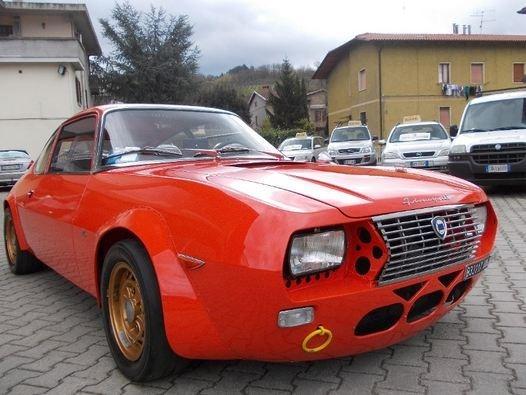 Lancia Fulvia Sport Zagato 7
