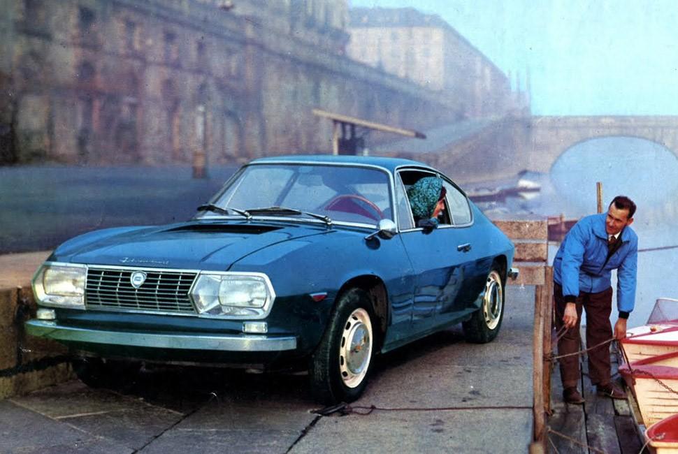 Lancia Fulvia Sport Zagato 6