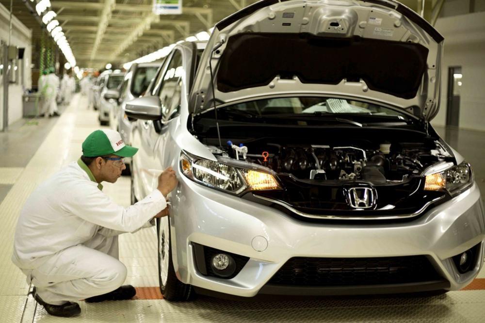 Công suất sản xuất của nhà máy Samaya Honda