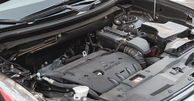 Động cơ của Mitsubishi Outlander 2017