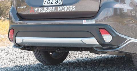 Cản sau của Mitsubishi Outlander 201