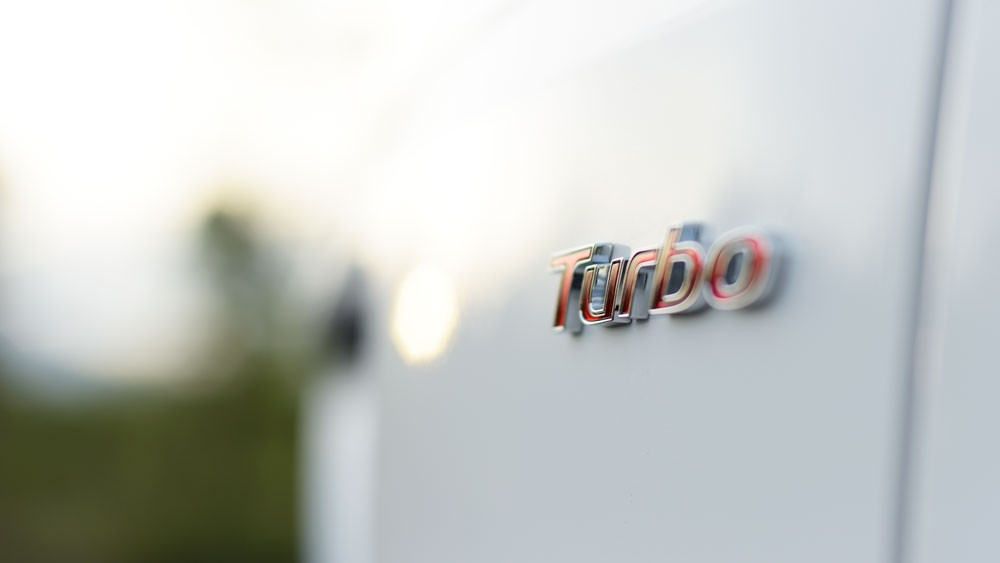 chữ Turbo xe Hyundai Tucson CKD 2017 12