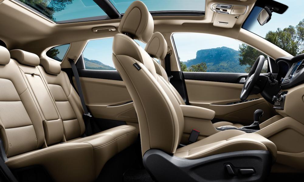 ghế xe Hyundai Tucson CKD 2017 15