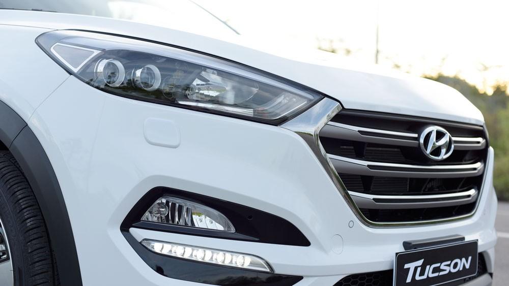đèn xe Hyundai Tucson CKD 2017 3
