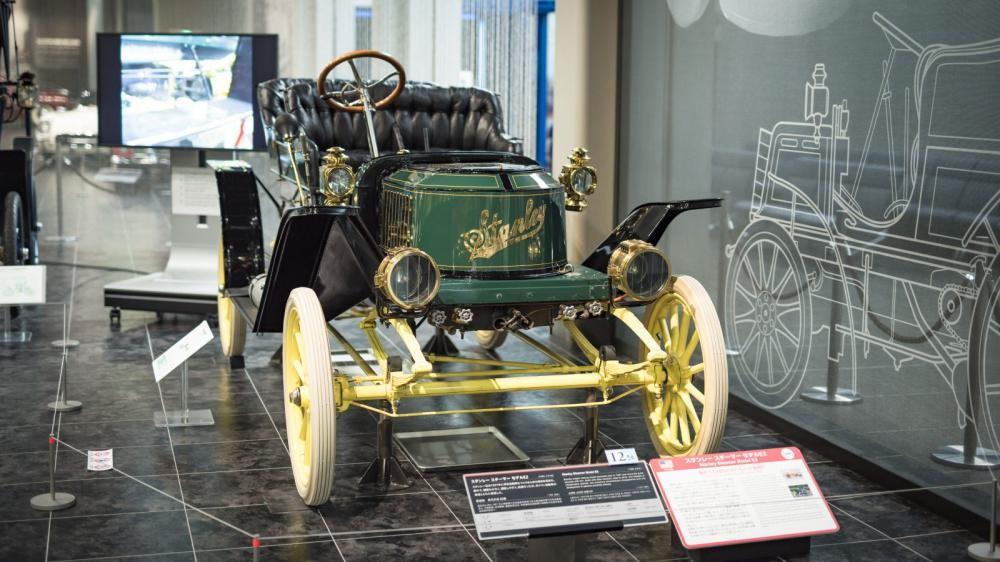 Stanley Steamer Model E2 11