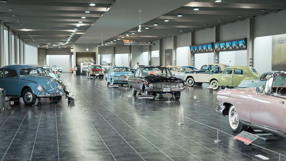 Ghé thăm bảo tàng ô tô của Toyota tại Nhật Bản 2