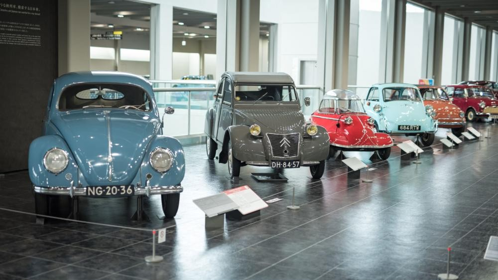 Ghé thăm bảo tàng ô tô của Toyota tại Nhật Bản 3