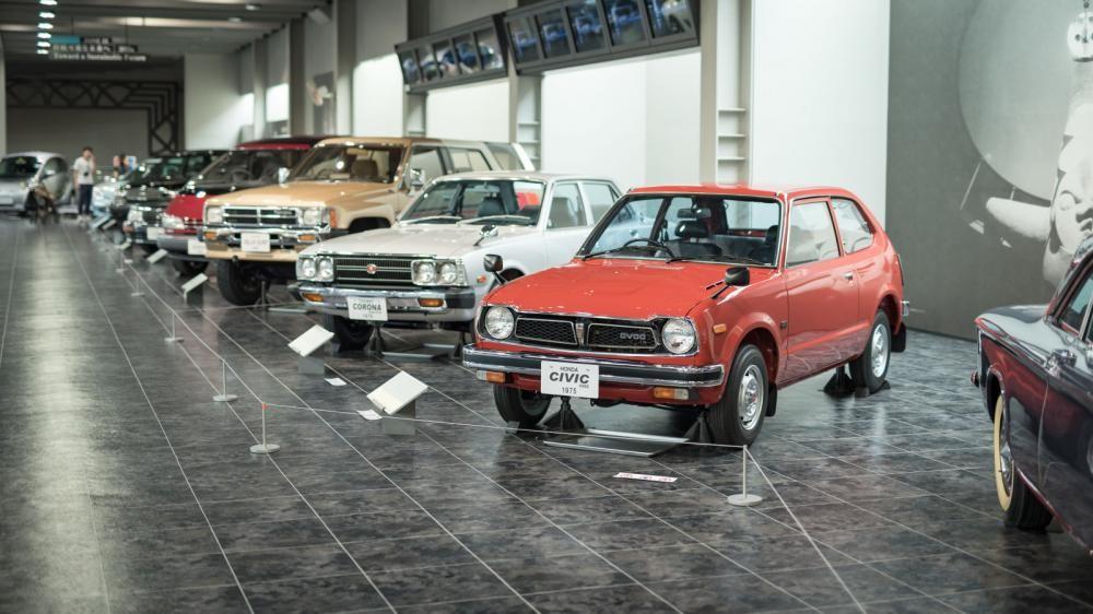 Ghé thăm bảo tàng ô tô của Toyota tại Nhật Bản 4