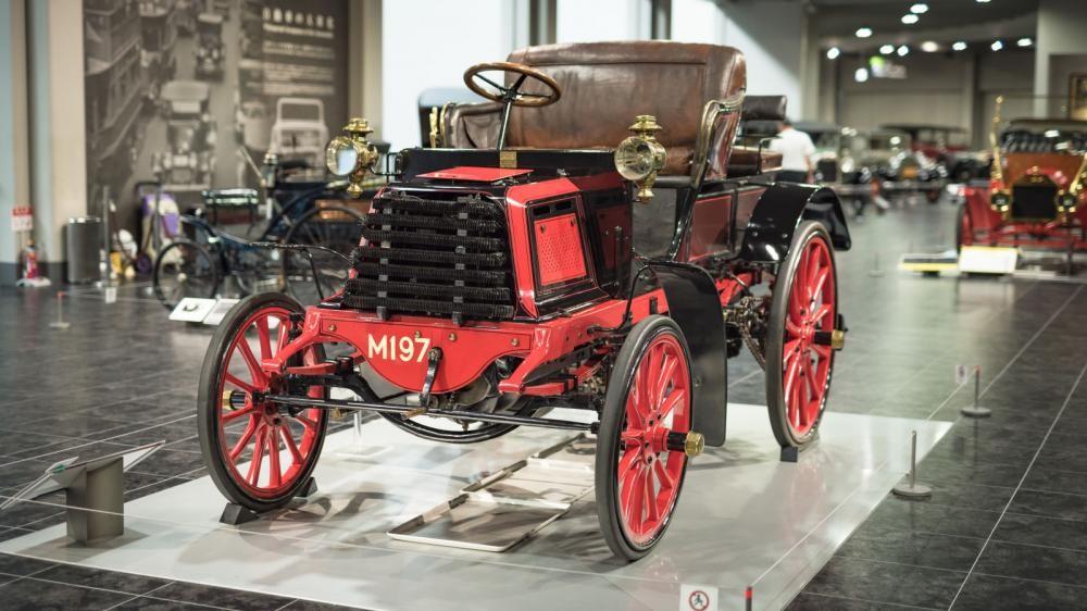 The Panhard et Levassor B2 5