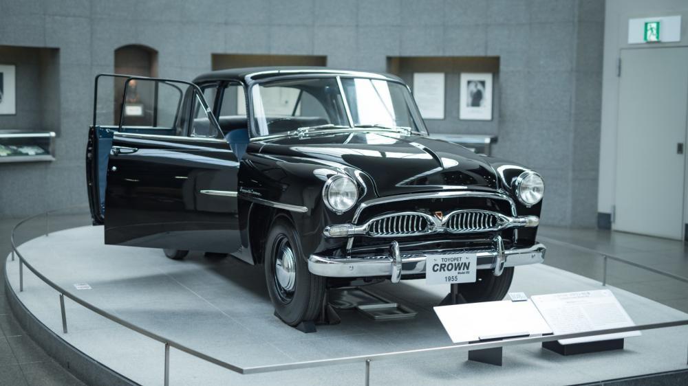 Toyota Crown 8