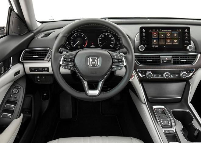 Giá bán cho từng phiên bản của Honda Accord 2018