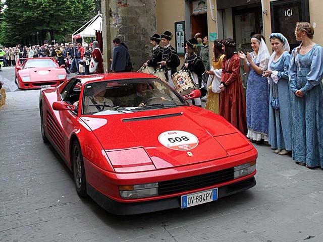 Ferrari Testarossa 4