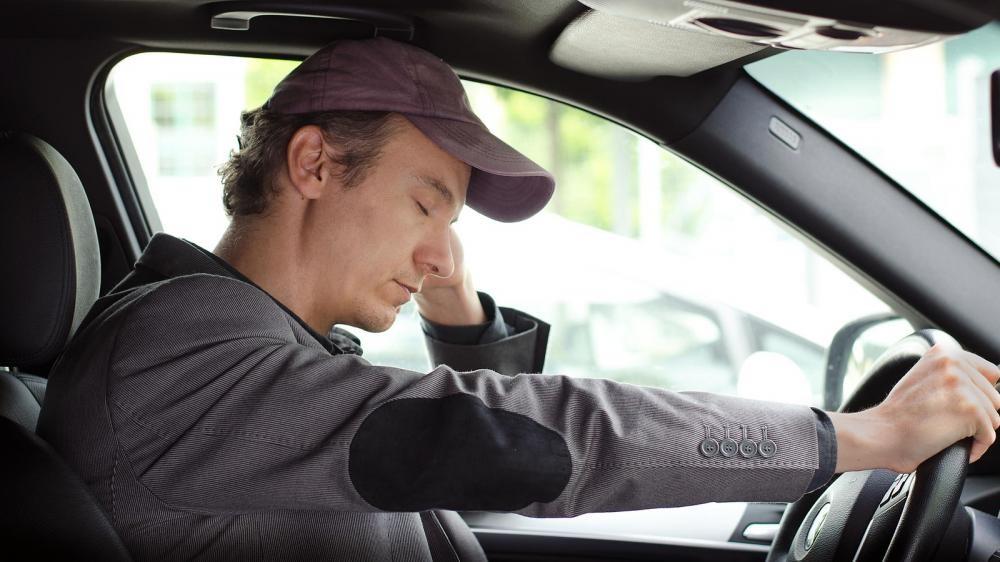 Khoảng 21% số ca tử vong gây ra do người lái xebuồn ngủ