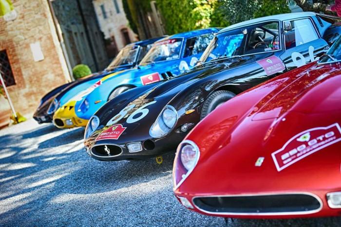 Siêu xe Ferrari 250 GTO