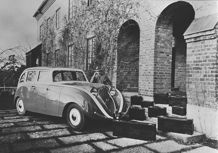 Volvo Venus Bilo 1933 1