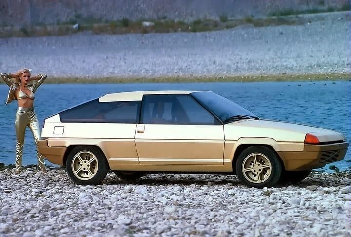 Volvo Tundra 1979 4