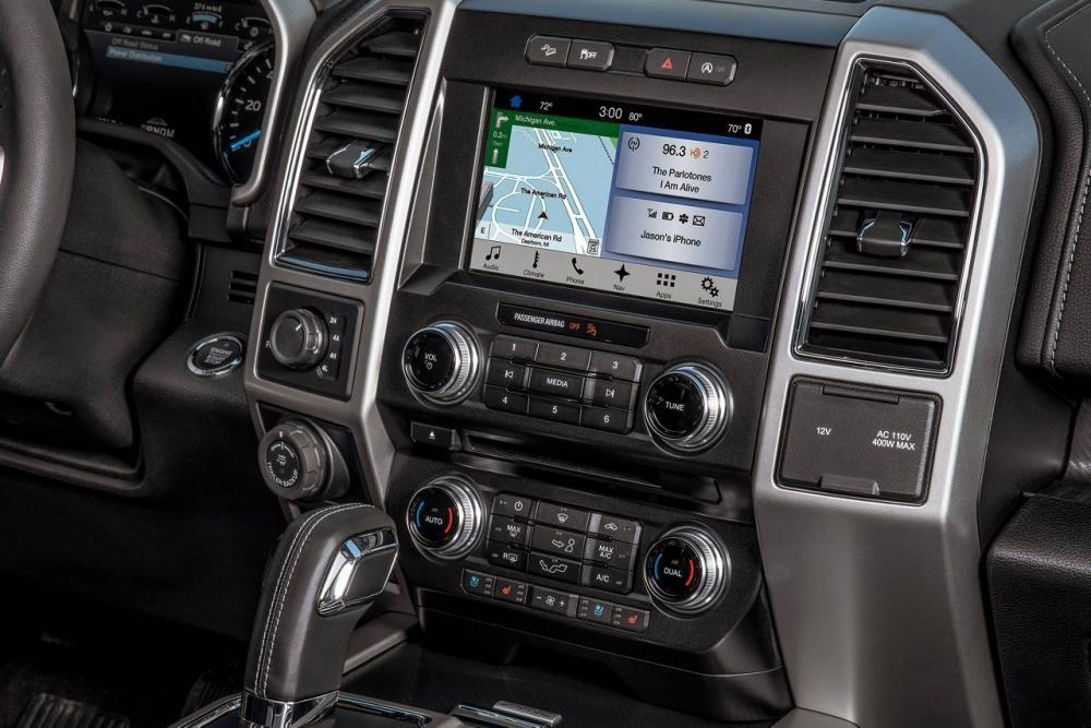 Ford Sync 3 5
