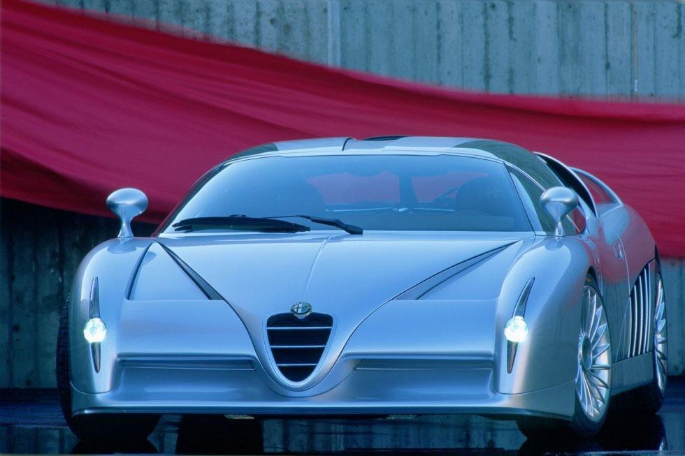 Alfa Romeo Scighera (1997) 1