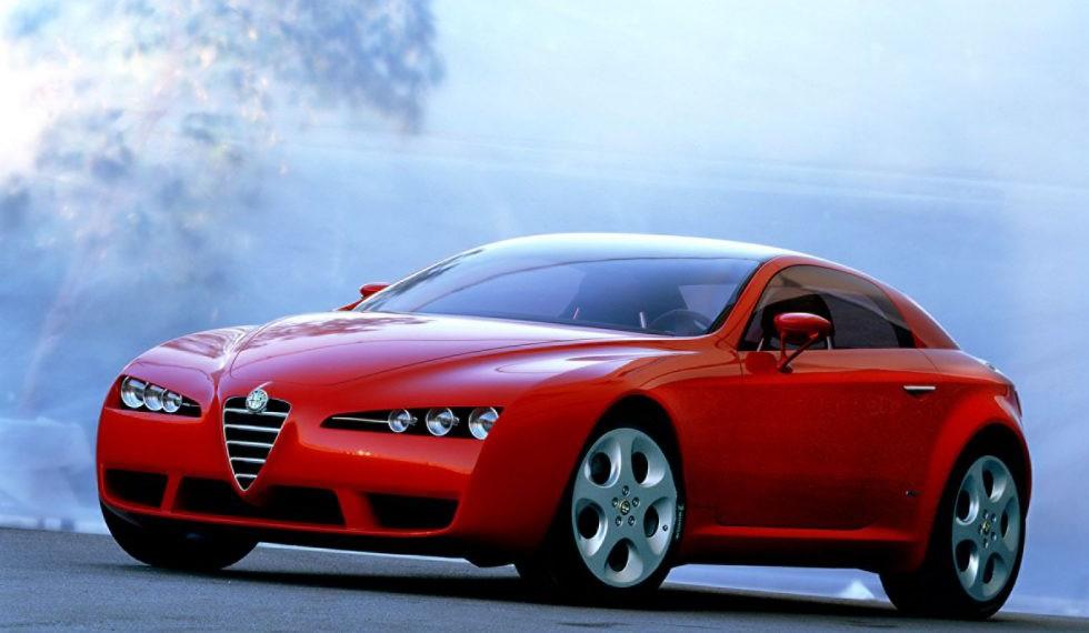 Alfa Romeo Brera (2002) 10